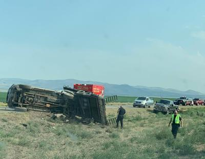 Fatal wreck on I15 near Fort Hall