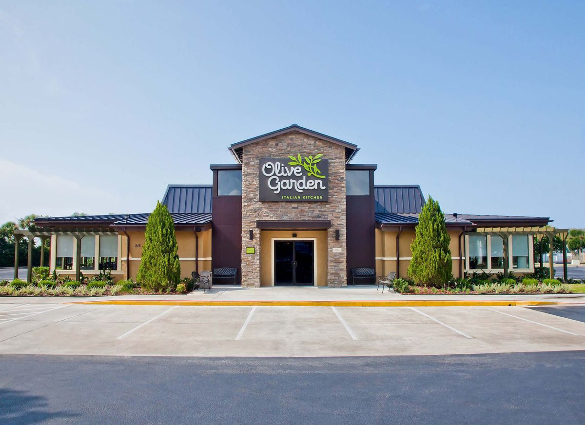 Olive Garden Coming To South Central Idaho Mall