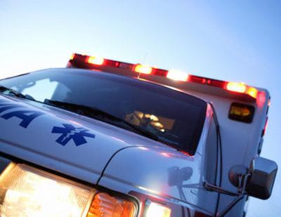 Woman suffers possible spinal injuries in bicycle crash