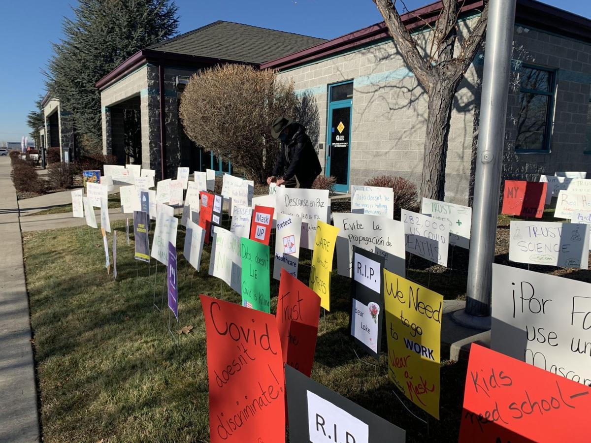 Idaho Teachers of the Year urge better COVID-19 safety
