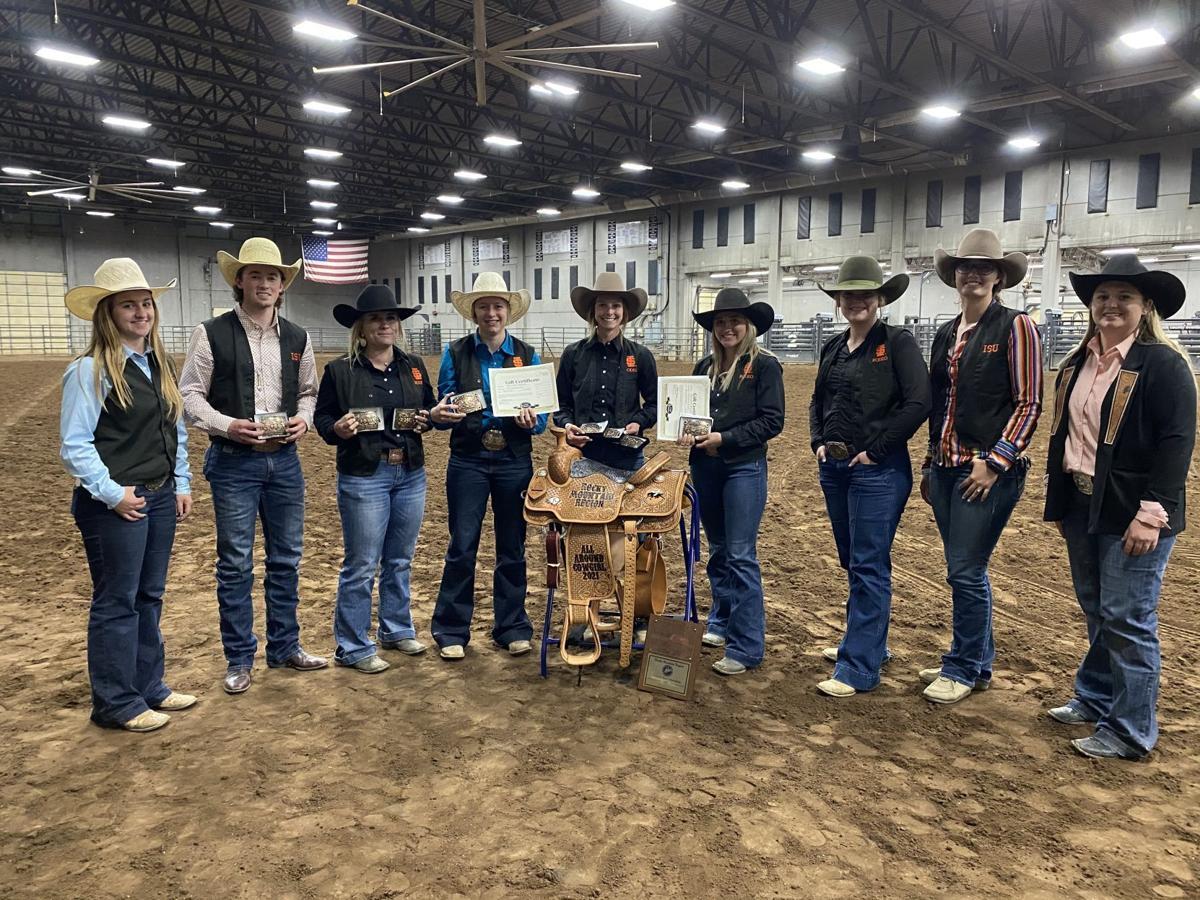 ISU rodeo