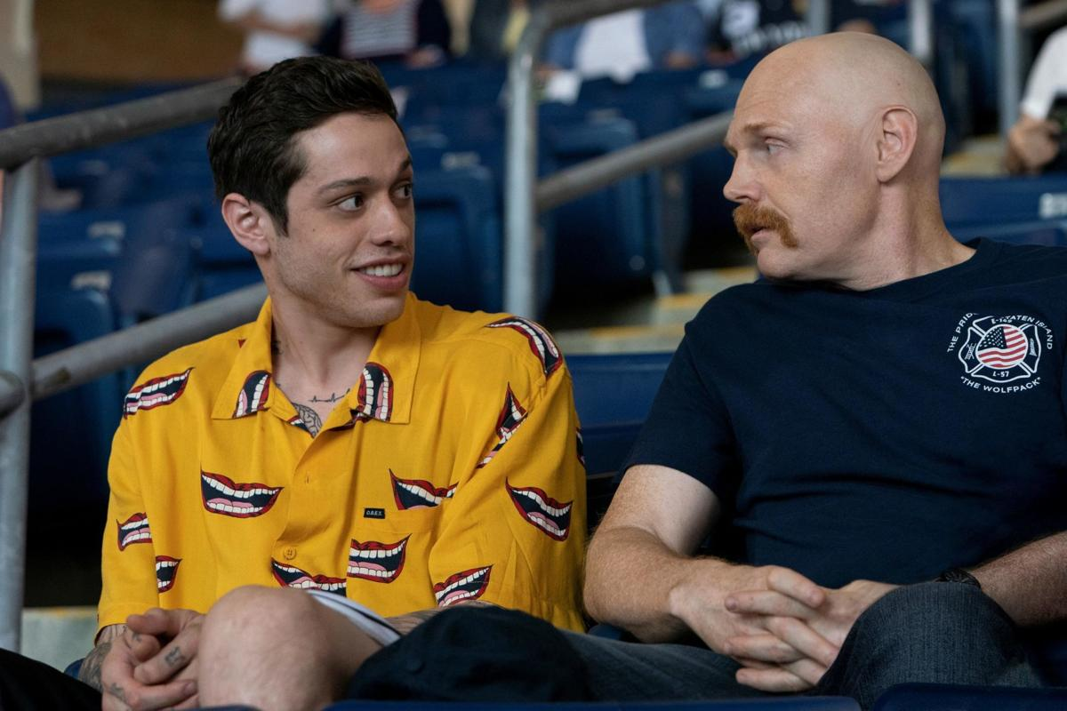 'The King of Staten Island' is a meandering comedy filled ...