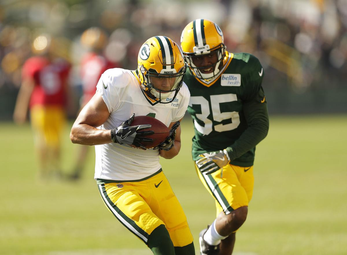 Colby Pearson Packers
