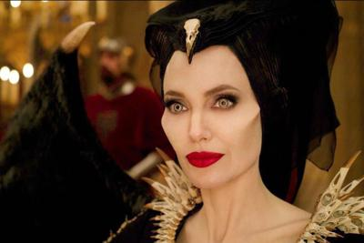 Beautiful costumes in 'Maleficent: Mistress of Evil' fail to