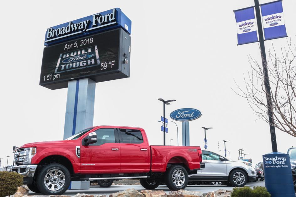 Broadway Ford Idaho Falls >> Broadway Ford sold to Lithia Motors | Idaho Falls / Ammon