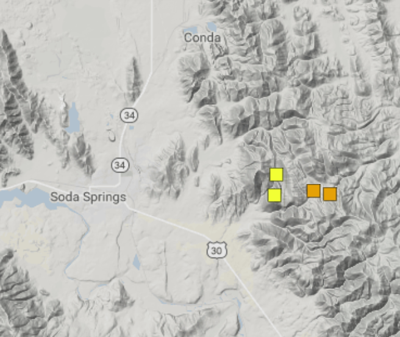 Expert Believes Recent Earthquakes Near Soda Springs Are Aftershocks