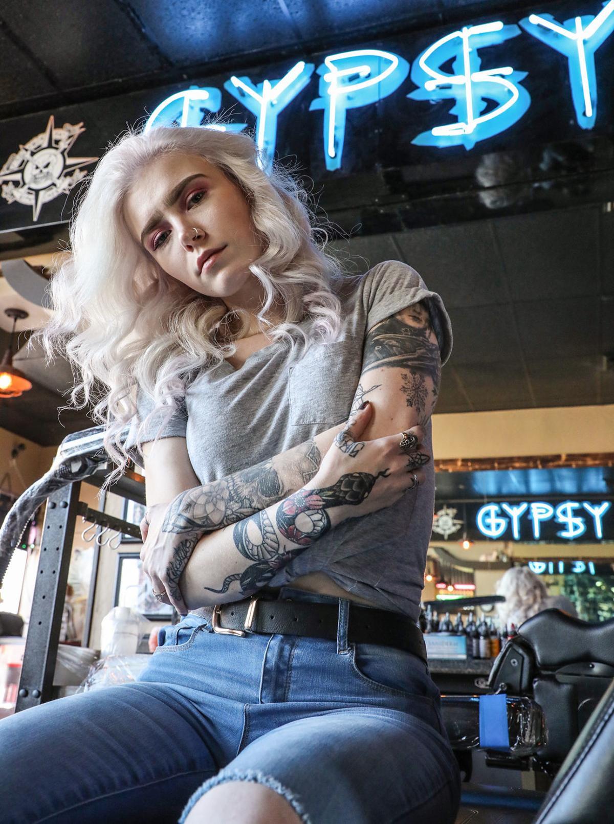 Krysten Bruderer Inked cover girl competition