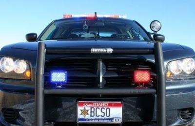 Bonneville County Sheriff's Office file photo stock image