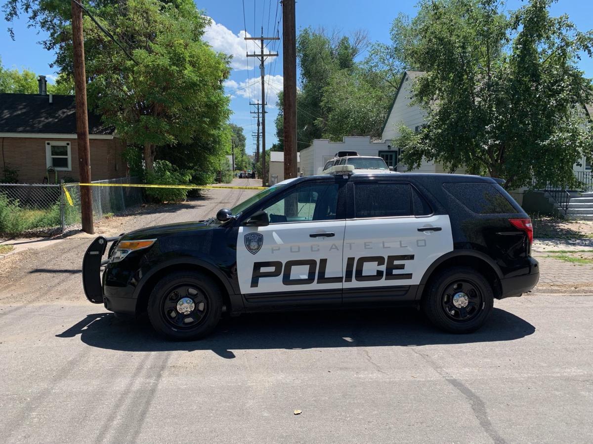 Shooting in Pocatello