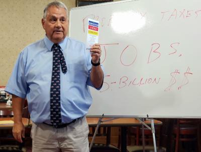 Evan Frasure One City Committee proposal