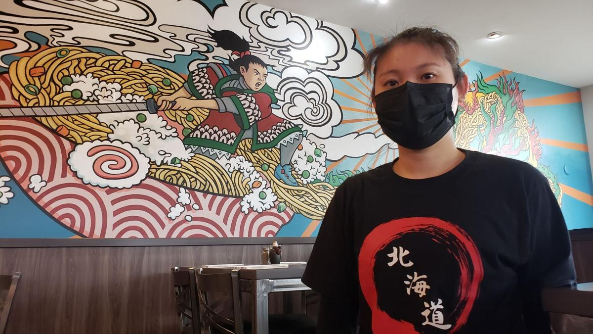 Pocatello Hokkaido Ramen & Sushi Bar dragon