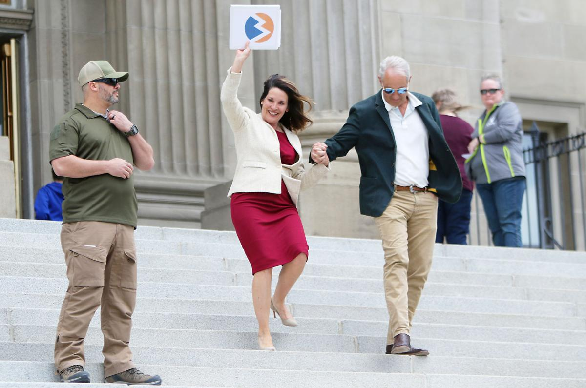 Lt. Gov. Janice McGeachin announces run for Governor (copy)
