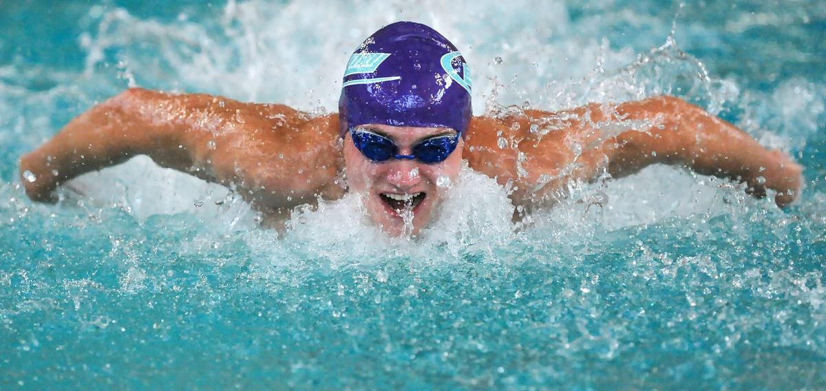 hs swimming kaiser brothers help century boys earn victory in 1st