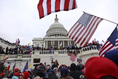 Religion Antisemitism Capitol Riot