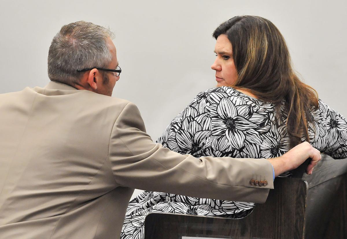 Tiffany Petersen sentencing (for McGarry change of plea)
