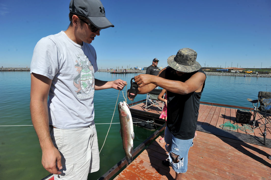 4 best free fishing day destinations in southeast idaho for Best fishing in idaho
