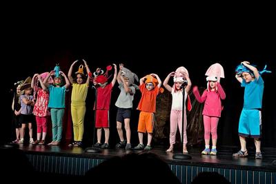 Act It Out! Children's Theatre