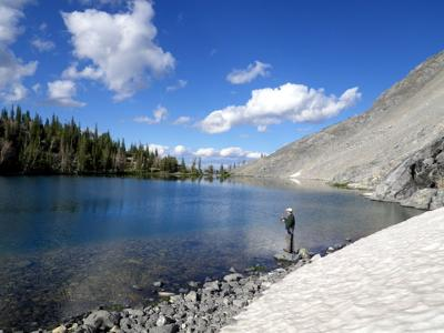 Summer is prime to explore backcountry fishing