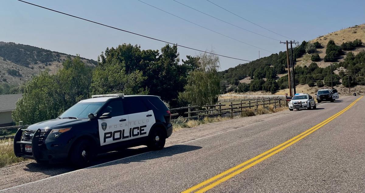 Pocatello police pursuit