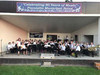 Pocatello Municipal Band 2