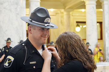 AF Chubbuck Residents Join Idaho State Police