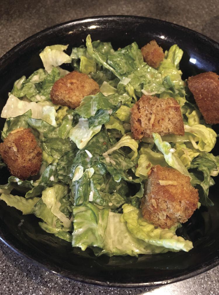 Belle's Caesar Salad