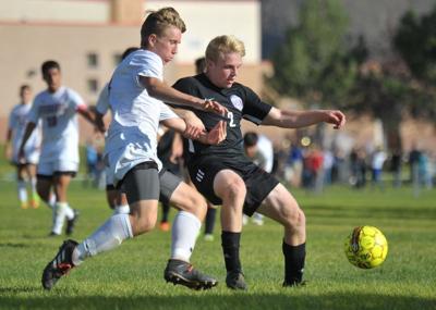 Century-Canyon Ridge boys soccer