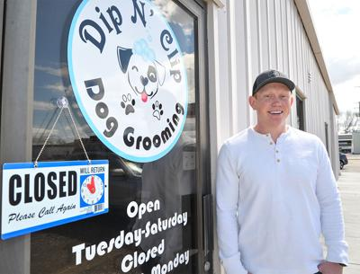 Huckstep business closed down