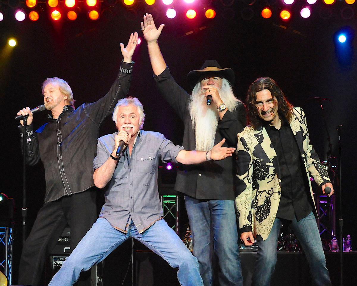 Oak Ridge Boys to perform Christmas tour in Pocatello on Dec. 12 ...