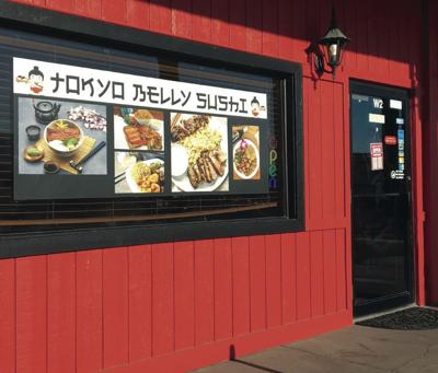 Tokyo Belly Sushi opens in Pocatello
