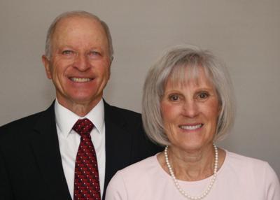 Bruce H. and Karen Winegar