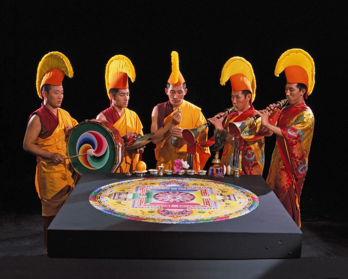 The Mystical Arts of Tibet