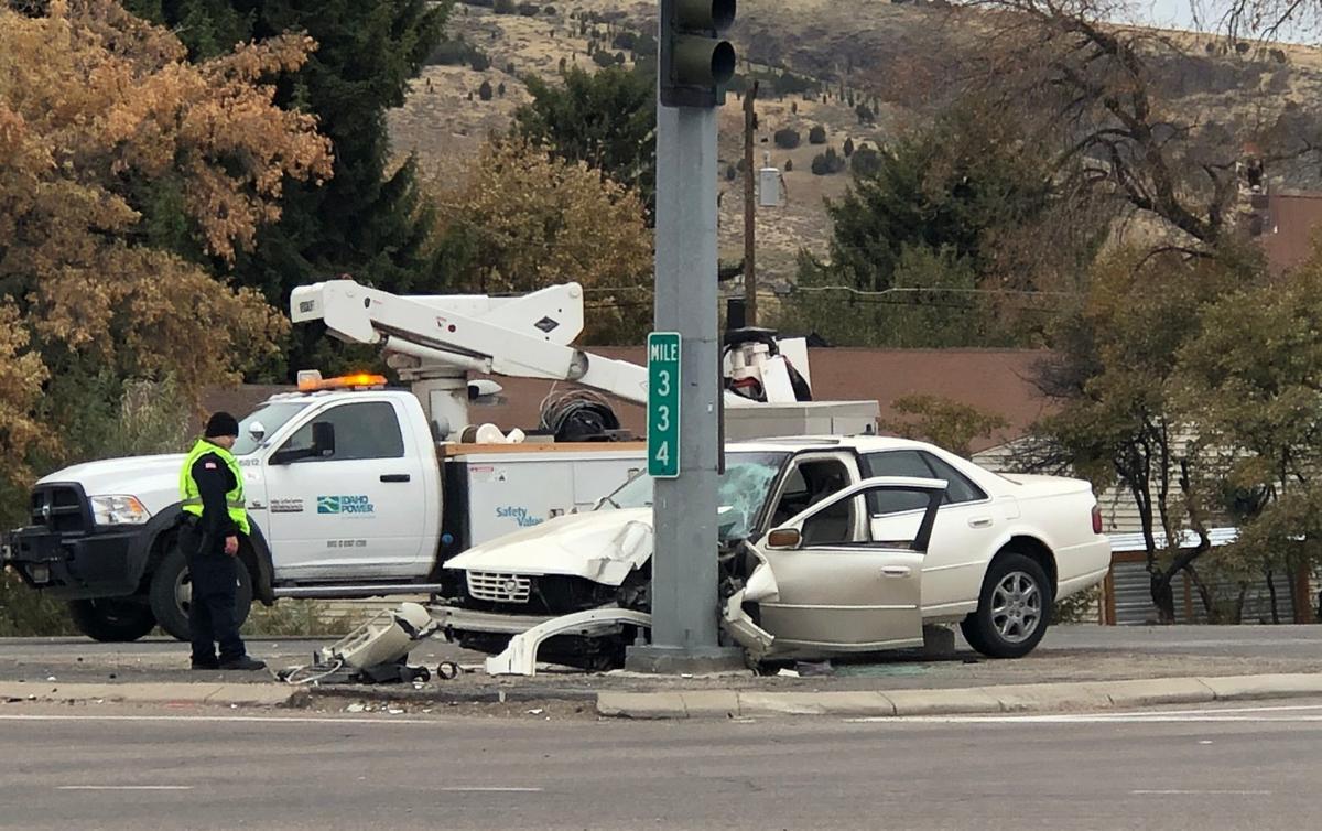 Pocatello crash