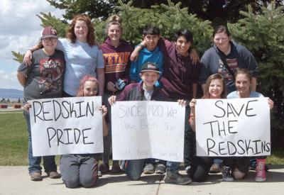 Save the Redskin