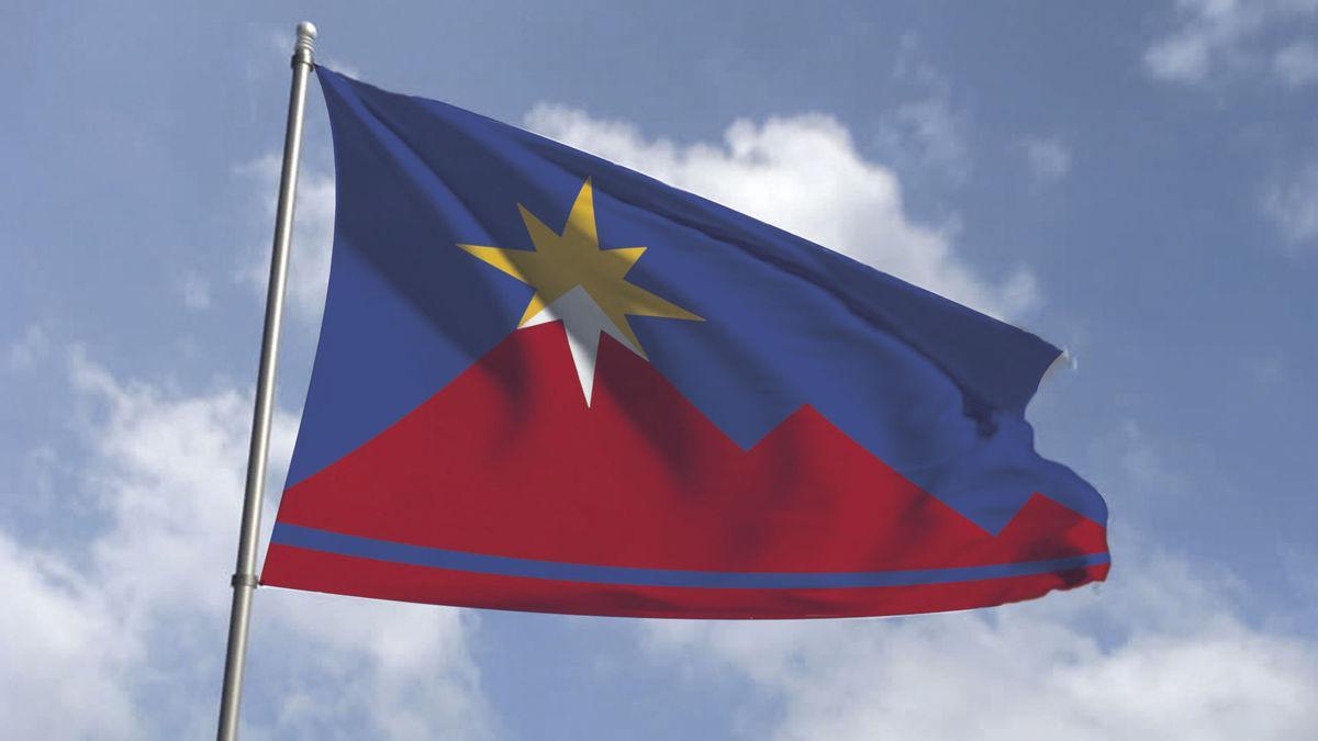 New Pocatello flag