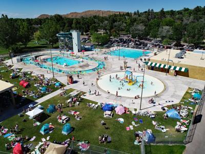 The Ross Park Aquatic Complex
