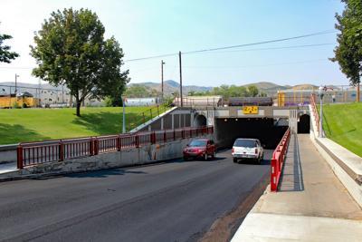 Open House Details 2023 Improvements To Center Street Underpass