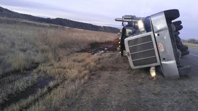 Molasses truck