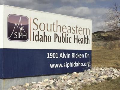 Southeastern Idaho Public Health sign outside