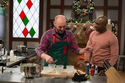 Food Network Christmas Cookie Challenge 2020 Recipes BIG TIME BAKER: Pocatello man appearing on Food Network for