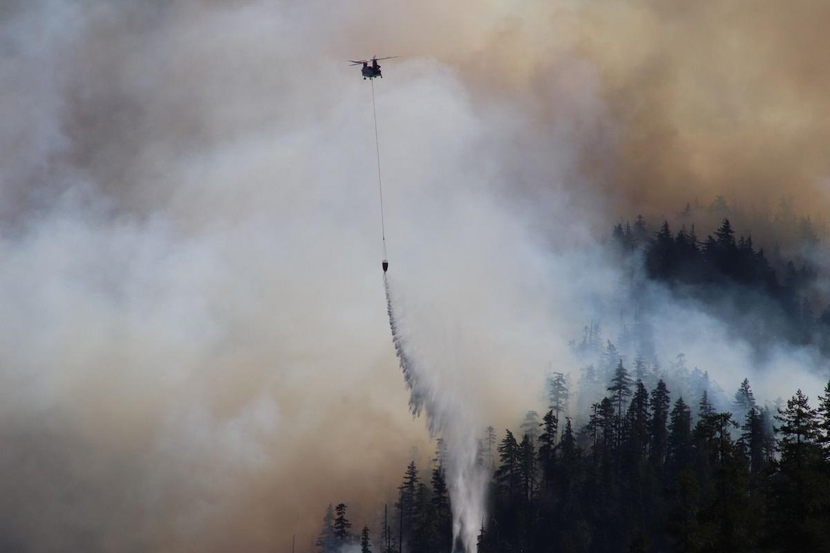 Western Wildfires Special Places