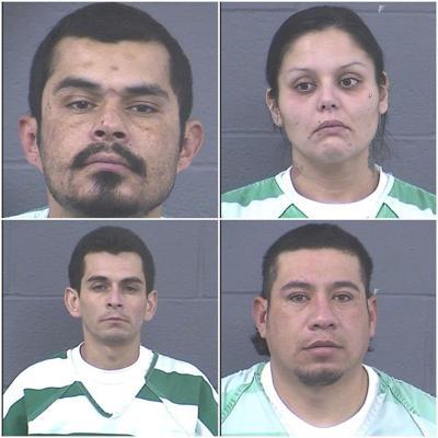 American Falls drug arrests Dec. 2020