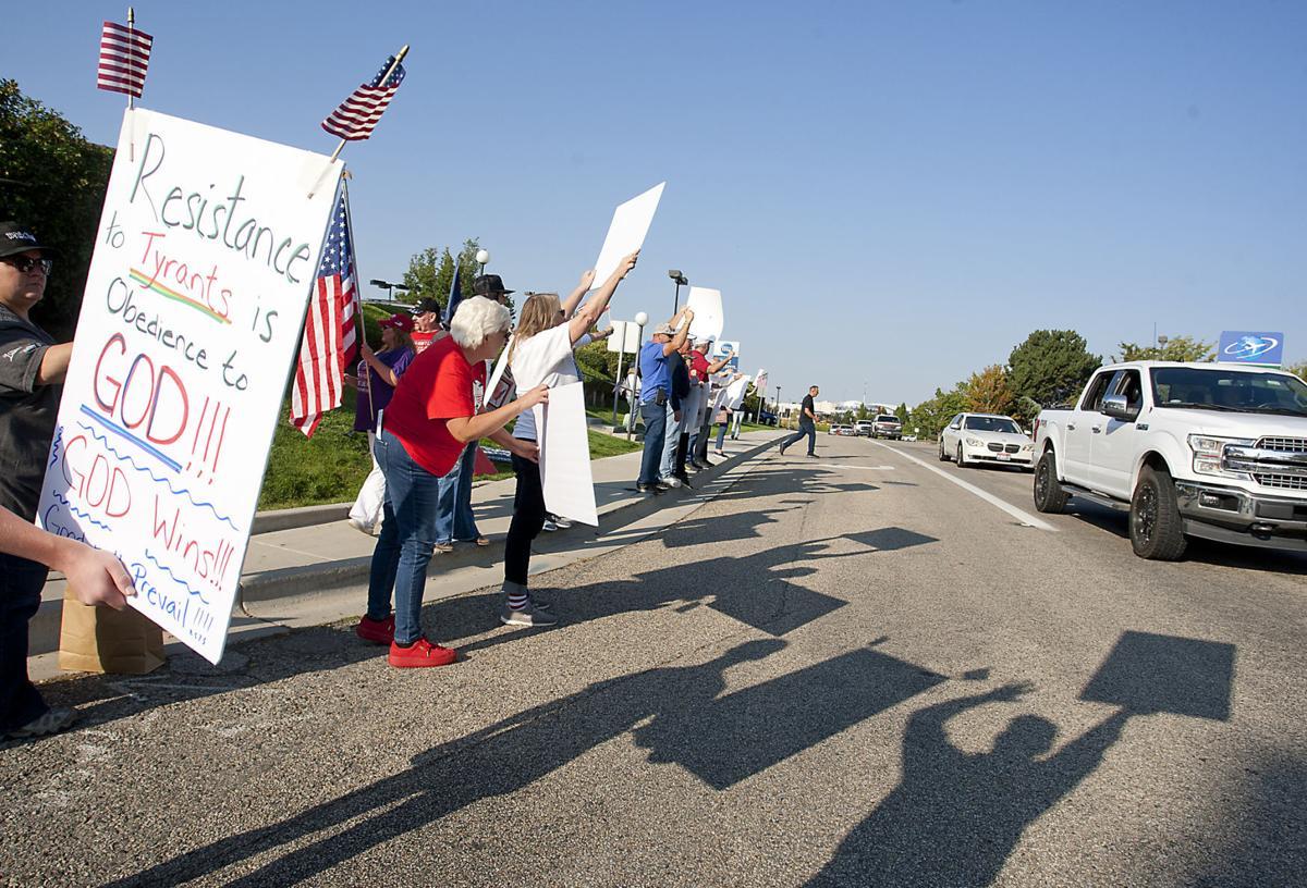 Biden Protest