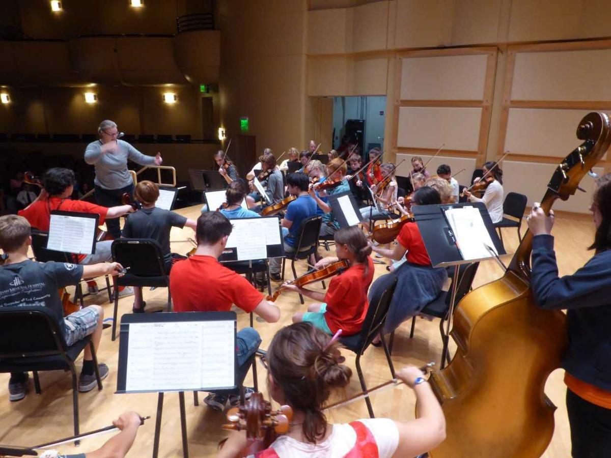 ISU Summer Institute for Piano and Strings