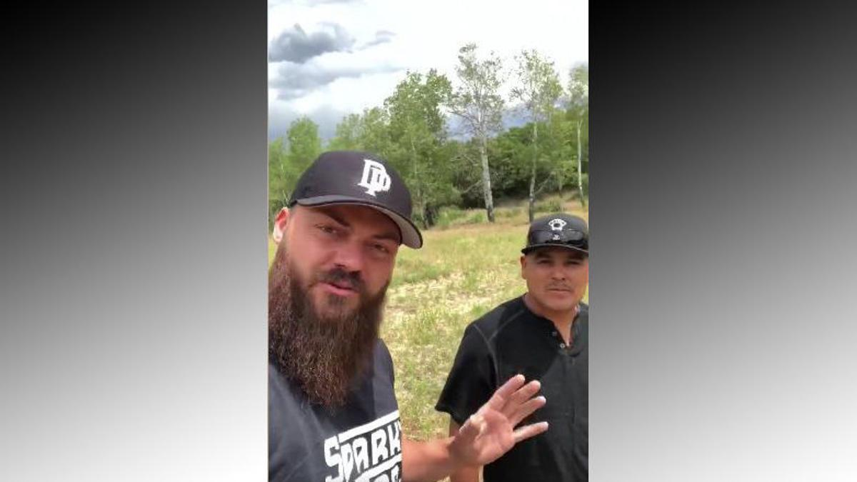 diesel brothers deliver rebuilt truck more surprises to family in viral youtube video local idahostatejournal com diesel brothers deliver rebuilt truck