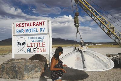 Storm Area 51 Movement Worrying Air Force Local Idahostatejournal Com