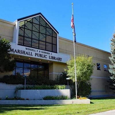 marshall library