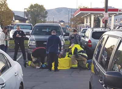 McDonald's Parking Lot Accident