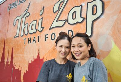 Thai Zap restaurant
