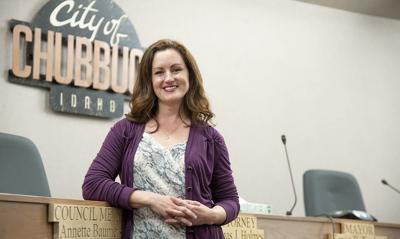 Annette Baumeister Chubbuck council